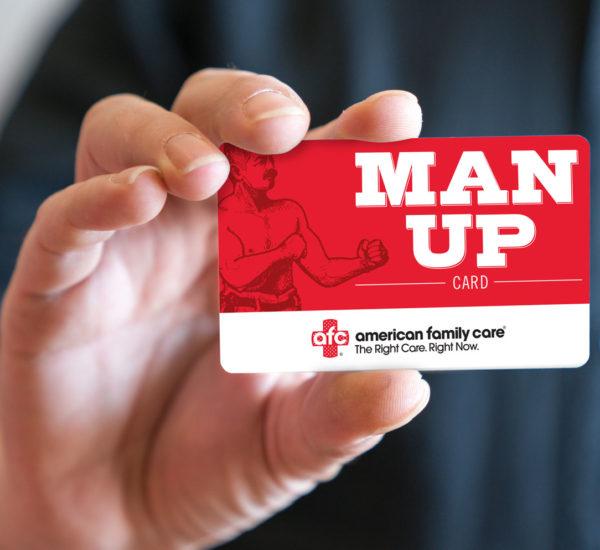 AFC – Man Up